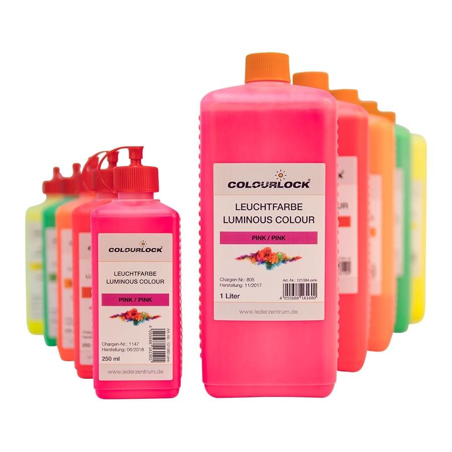 COLOURLOCK Leerverf Fluorescerend, 250 ml